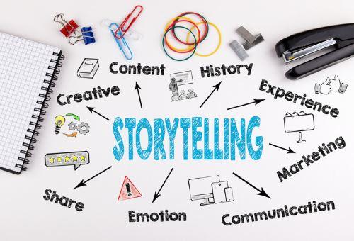 เทคนิคการเล่าเรื่อง