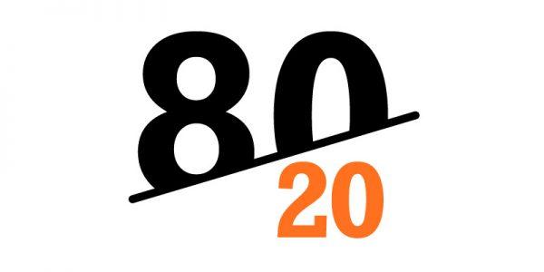 กฎ 80 20