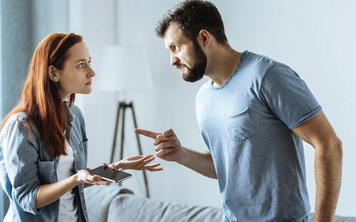 พฤติกรรมที่ไม่ควรทำกับคนในครอบครัว