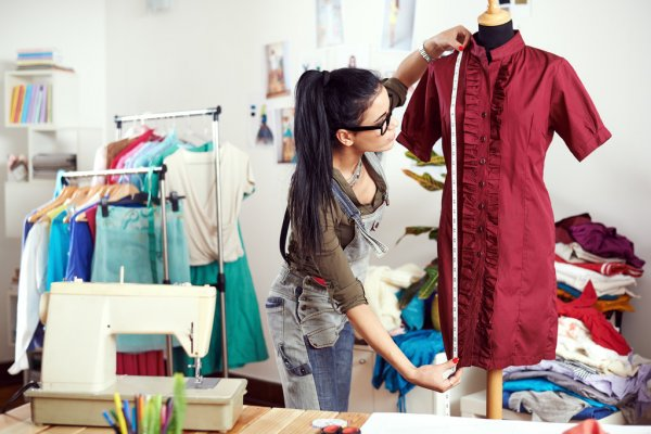 ช่างตัดเสื้อผ้า