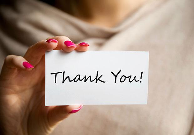 สิ่งที่ควรทำก่อนฝึกงานจบ-อย่าลืมกล่าวขอบคุณ