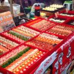 อาชีพการขายซูชิ ในตลาดนัดกับการสร้างรายได้ในแบบเป็นกอบเป็นกำ